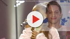 Are Ariana Grande and 'Saturday Night Live's' Pete Davidson dating?