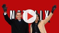 Michelle et Barack Obama s'invitent sur Netflix !