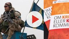 Suécia distribui manual de como a população deve se preparar para guerra, veja