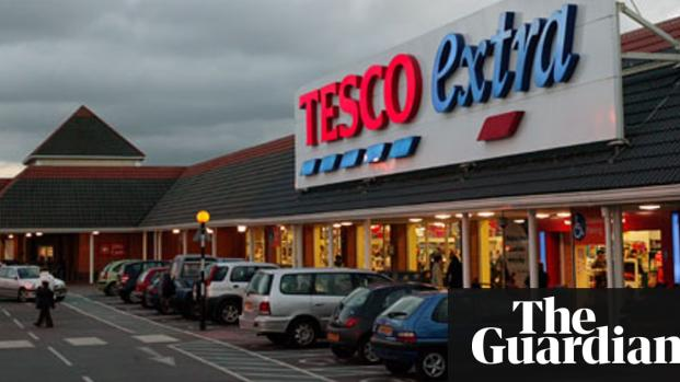 Tesco removes 'Best before' dates from some products