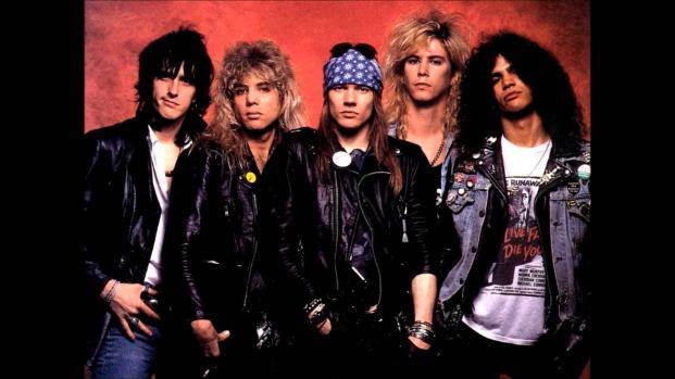 Guns N' Roses, ecco il video censurato di 'It's So Easy'