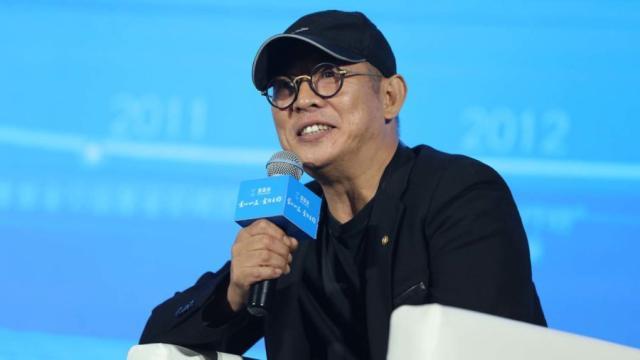 Rumores del mal estado de salud de Jet Li son falsos