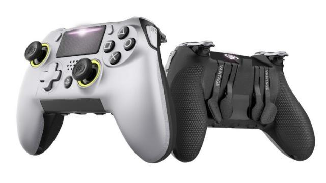 SCUF presenta el controlador PS4 'Vantage'