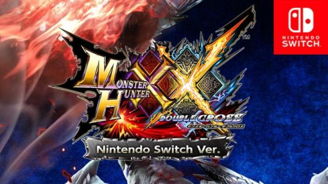Monster Hunter ahora para Nintendo Switch