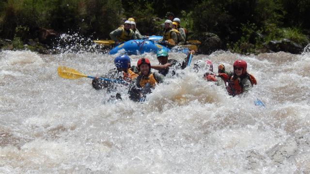 Un australiano murió en accidente de rafting fue policía en Nueva Zelanda
