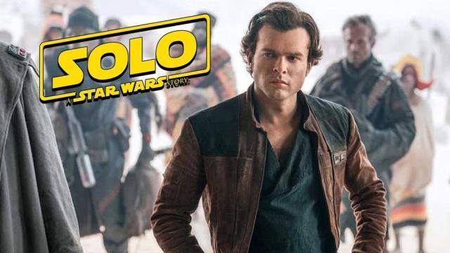 Solo: Una historia de Star Wars para la gran apertura de la taquilla mundial