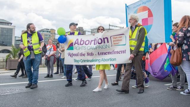 Ireland will vote on abortion this week, Friday