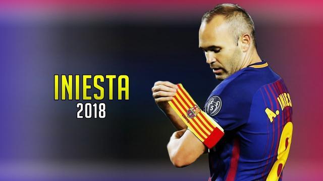 El Adiós de Andrés Iniesta al FC Barcelona (1-0)