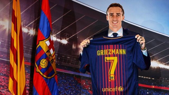 Barcelona: ¡Griezmann habría tomado una decisión fuerte para su futuro!