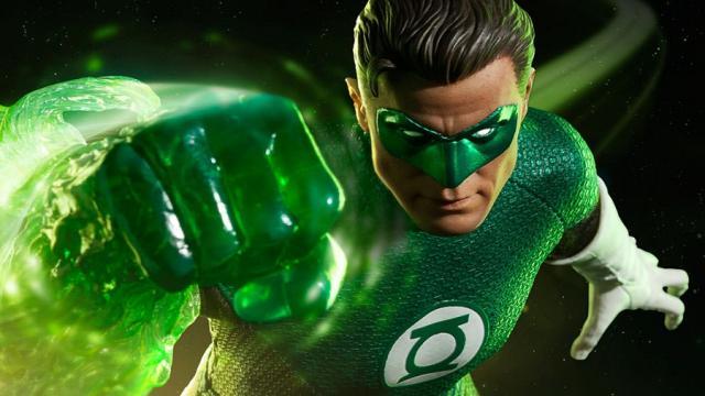 Warner quiere que vuelva Linterna Verde