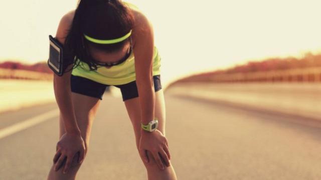 ¿Cuánto ejercicio es demasiado?