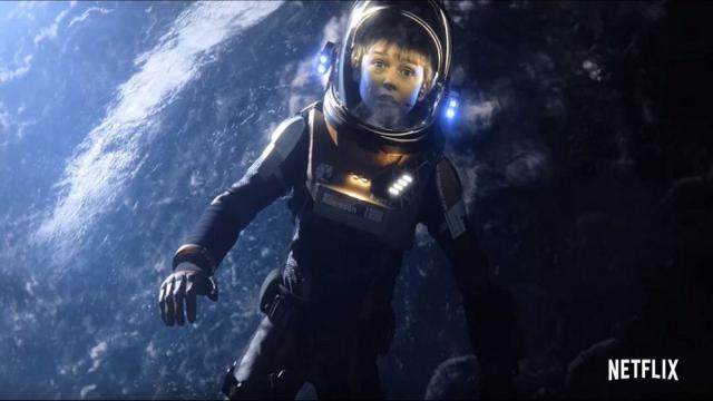 'Lost in Space' así es como Netflix continúa el viaje espacial