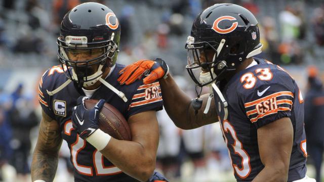 Takeaways elevaría la defensa de los Bears mucho mas en el equipo
