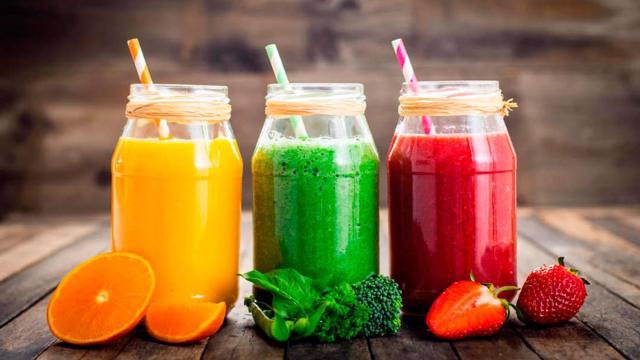 Bebidas saludables: una forma fácil de reducir las calorías