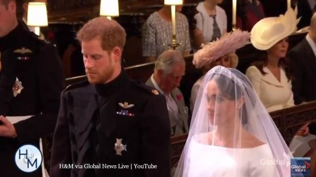 Prince Harry and Meghan made a first official appearance since the wedding