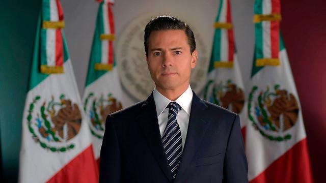 Enrique Peña Nieto lo vuelve a hacer