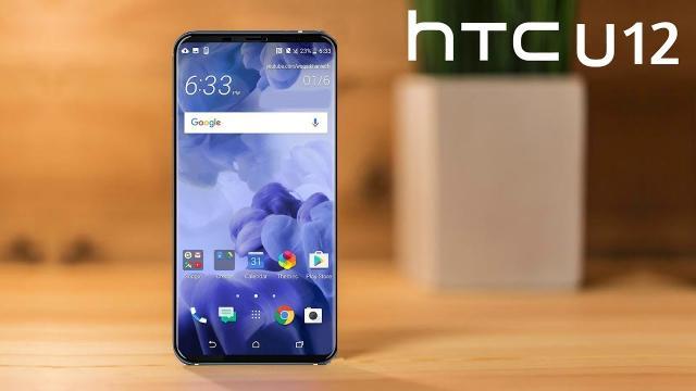 Este miércoles será el lanzamiento del HTC U12 plus