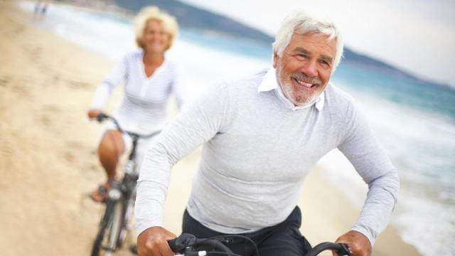Ejercicios básicos para personas mayores