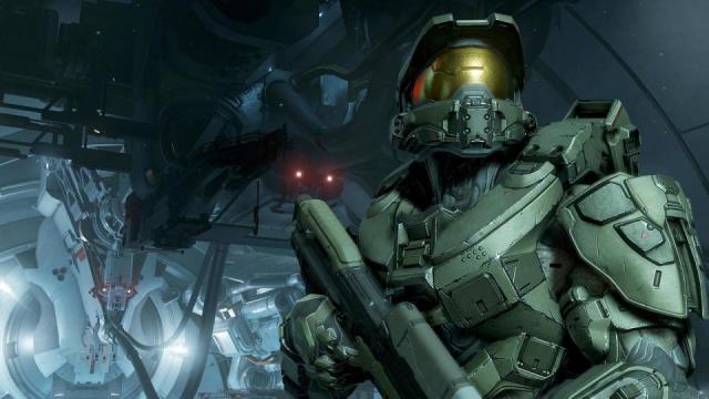 El desarrollo de Halo 6 no se ve afectado por Fireteam Raven Arcade Game