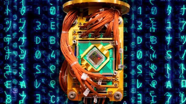 ¿A dónde nos llevará el nuevo chip de computación cuántica de Google?