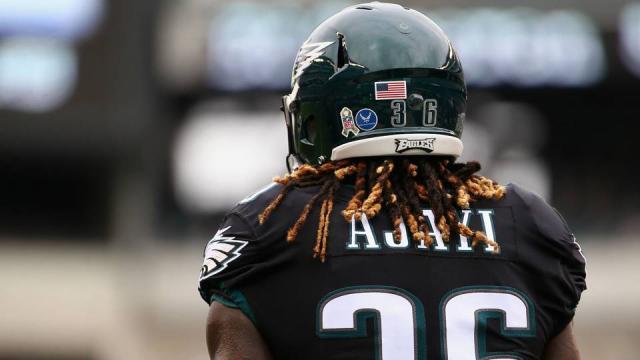 La estrella de la NFL Jay Ajayi enfrenta una demanda por destrozar una mansión