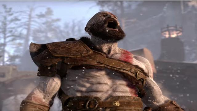 Abril NPD 2018: God of War es la gran actualización del juego más esperada