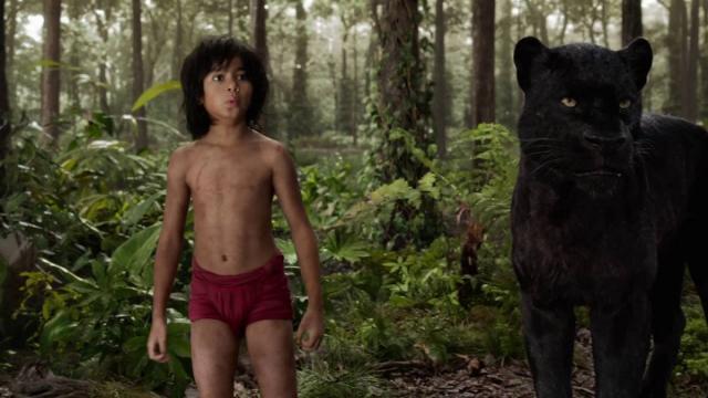 Mogli: El nuevo tráiler de The Jungle Book es maravilloso