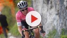 Giro d'Italia: Pratonevoso, la crisi di Simon Yates
