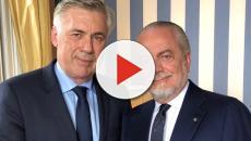 Carlo Ancelotti es el nuevo entrenador del Napoli