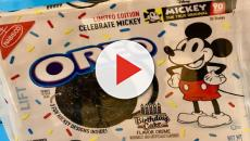 Oreo's limited cookie version for Mickey Mouse's 90th birthday