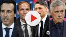 VIDEO: ¡El juego de tronos en los banquillos de Europa!