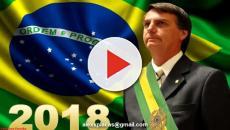 Bolsonaro é aplaudido ao falar sobre Reforma Trabalhista que pretende fazer
