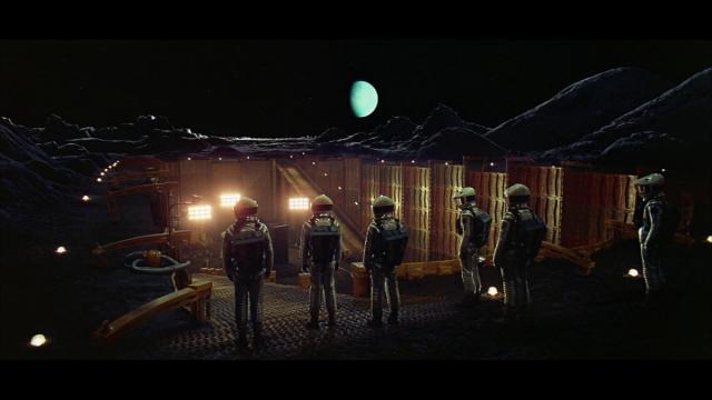 2001 Space Odyssey vuelve a los cines despues de 50 años