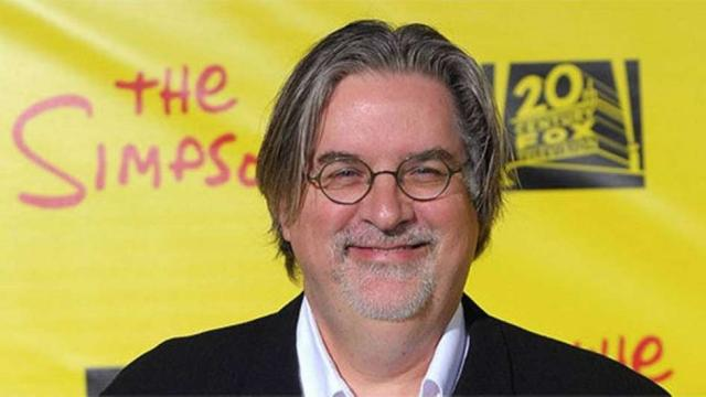 'Matt Groening' ¡Conoce la nueva serie del creador de Los Simpson!