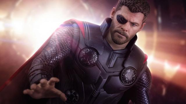 Adelantos de la película y los problemas que poseía el libreto de Thor