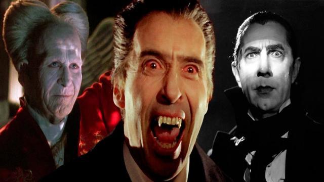 Cinco personajes de películas que han sido retratados por muchos actores