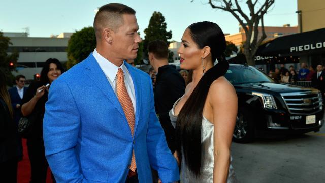 Amigos de Nikki Bella y John Cena creen que se van a casar tras su separación