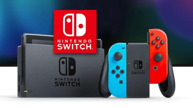 Nintendo ahora está vendiendo el conmutador sin un Dock