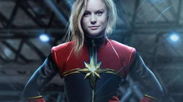 Capitan Marvel no es cualquier historia para DC cómics