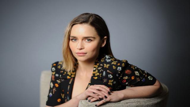Emilia Clarke se siente aliviada de que 'Terminator: Genisys' haya fracasado