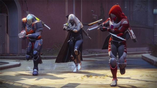 El modo Protocolo de escalamiento de Destiny 2 necesita equipos de fuego