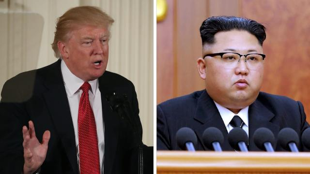 Trump / Jong-Un: la cumbre cancelada por el presidente de los Estados Unidos