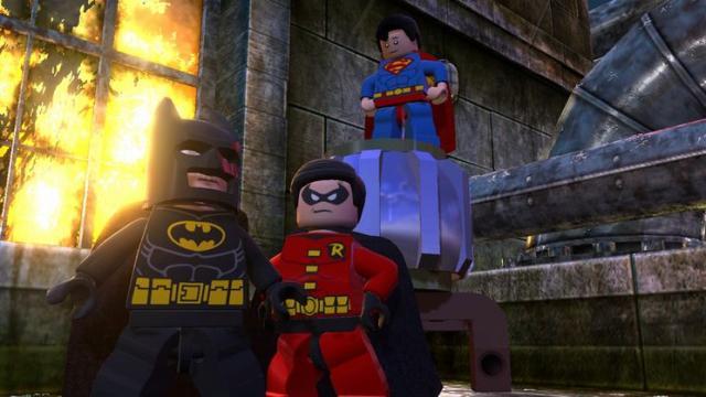 ¿Los juegos de TT se burlan de los villanos de LEGO DC?