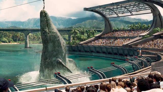 Jurassic World 2: Satisfactorio estreno en Madrid