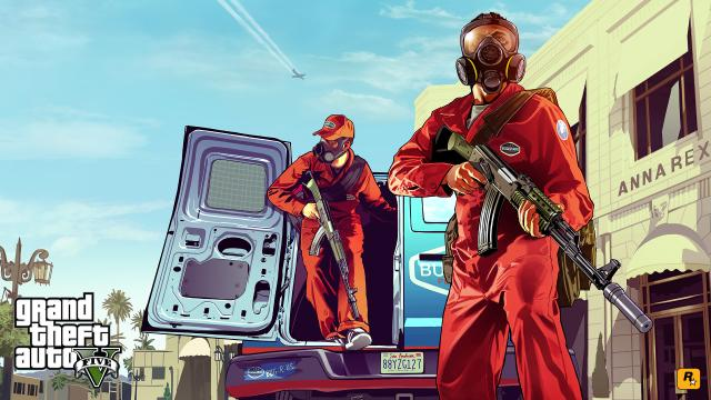 Fuga de información de contenido 'GTA V' - El qué y el cuándo