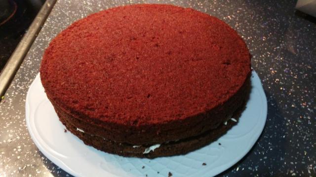 El pastel de ricotta y chocolate