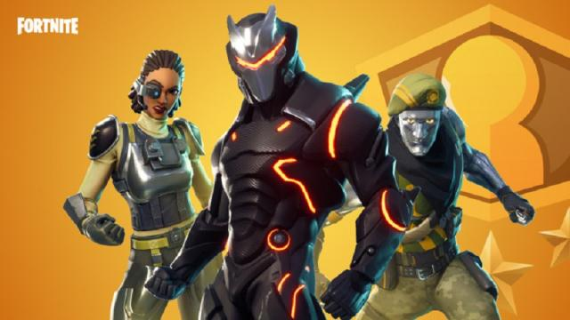 Fortnite revela ganadores de V-Bucks de Solo Showdown