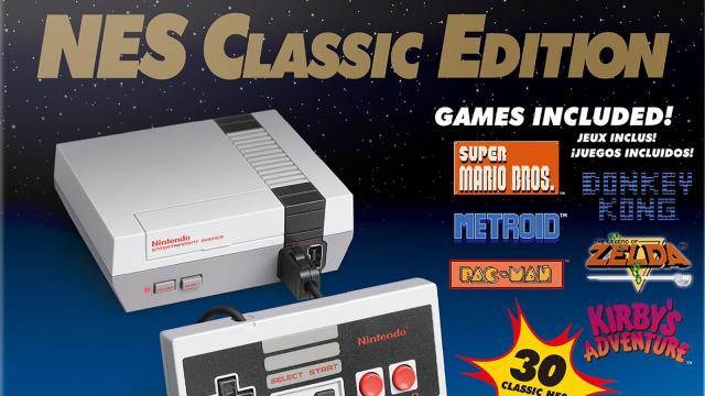 Podría una miniconsola clásica de Nintendo 64 estar en camino