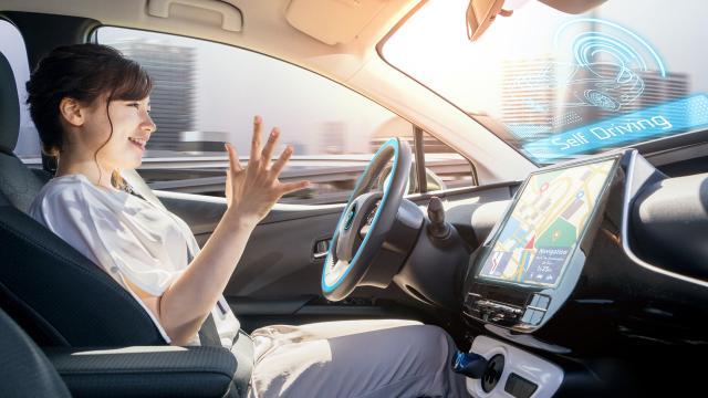 La seguridad del automóvil sin conductor pone en riesgo el proyecto de ley
