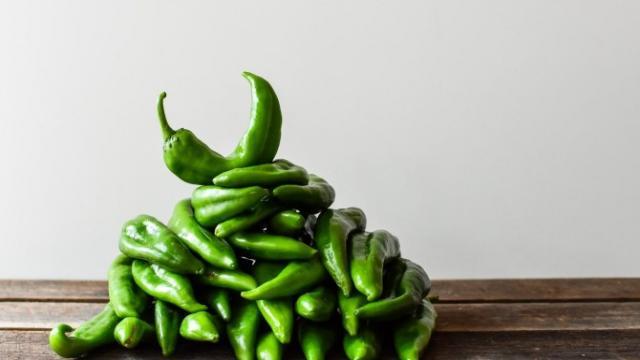 Beneficios de la semilla de chile verde